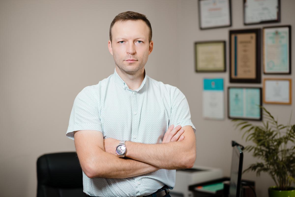 Юрий Лебедь, сооснователь «Фармакси»