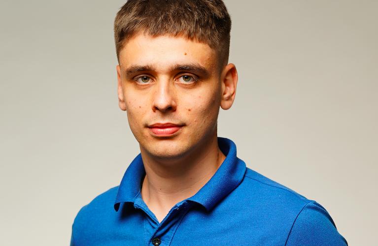 Дмитрий Смирнов/ Фото из личного архива AmoMedia