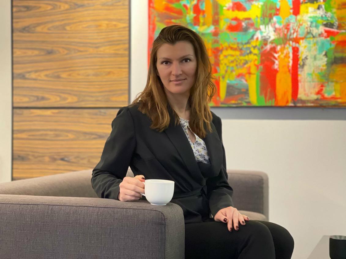 Надежда Марченко, HR-директор Activitis