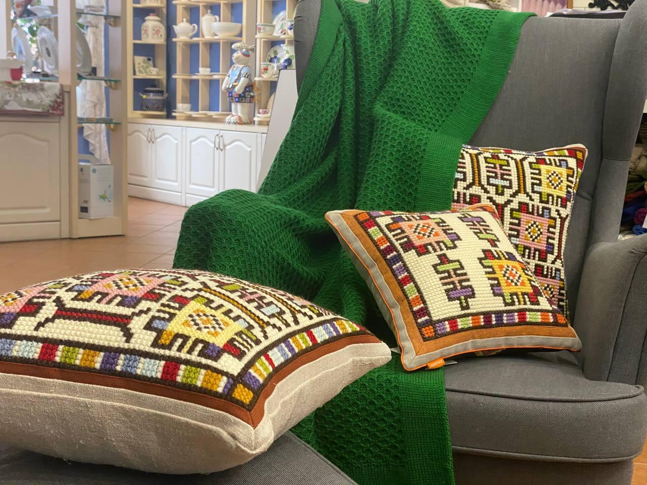 Kaanni, виробник текстилю для дому, Київ