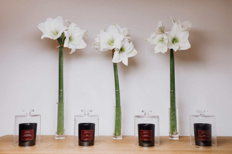 The Homest, виробник ароматизованих свічок, Чернігів