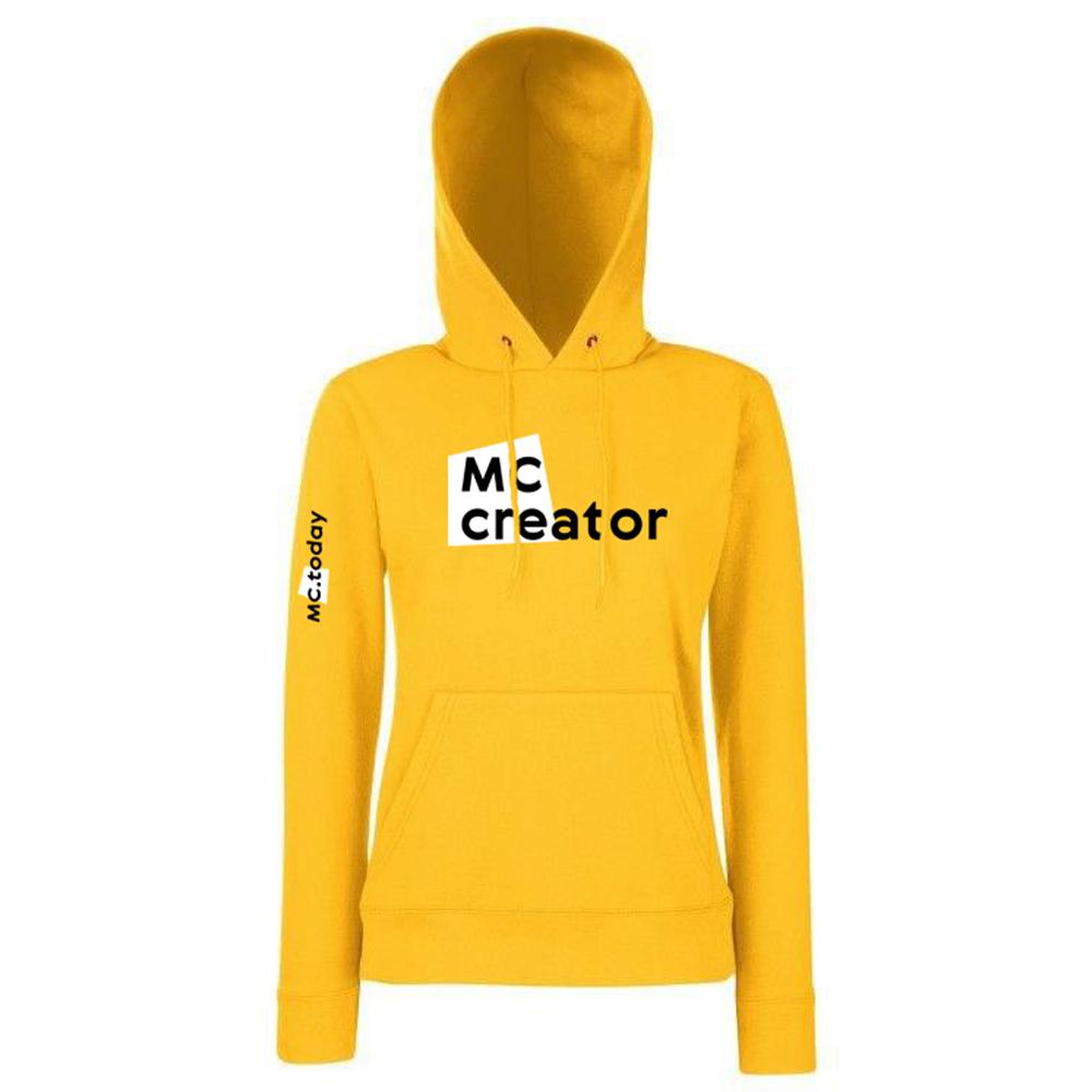 Худи MC Creator женская