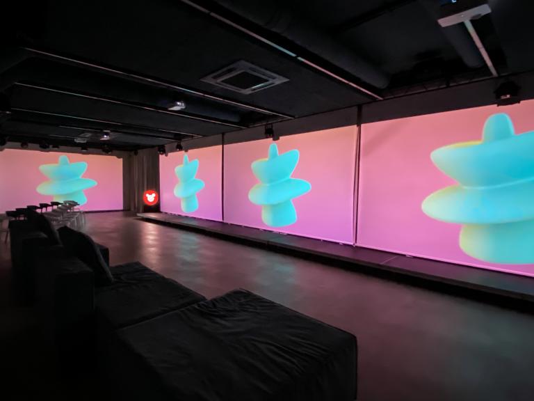 Пространство Promodo Hub, большой зал