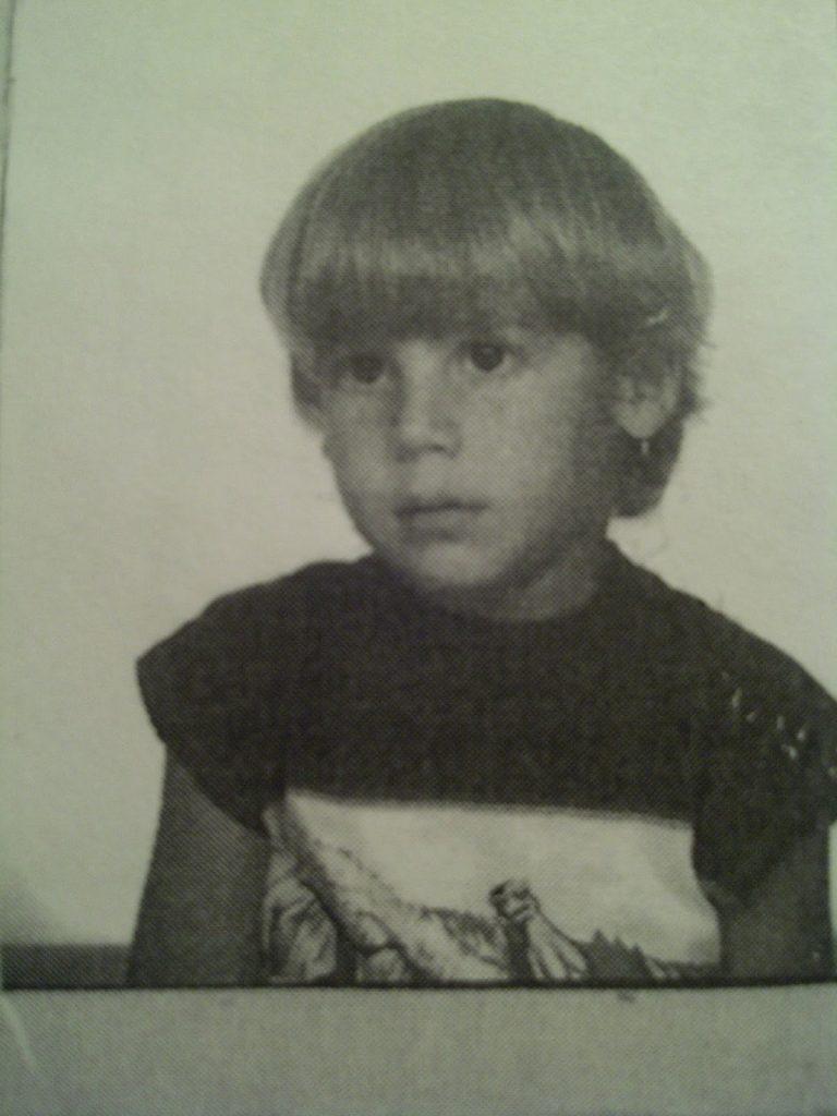 Эдуардо Саверин в детстве. Источник: личная страница Эдуардо в Facebook