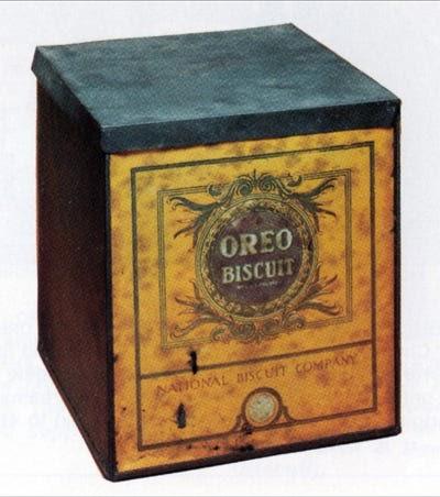 Первая упаковка Oreo. Источник: Businessinsider