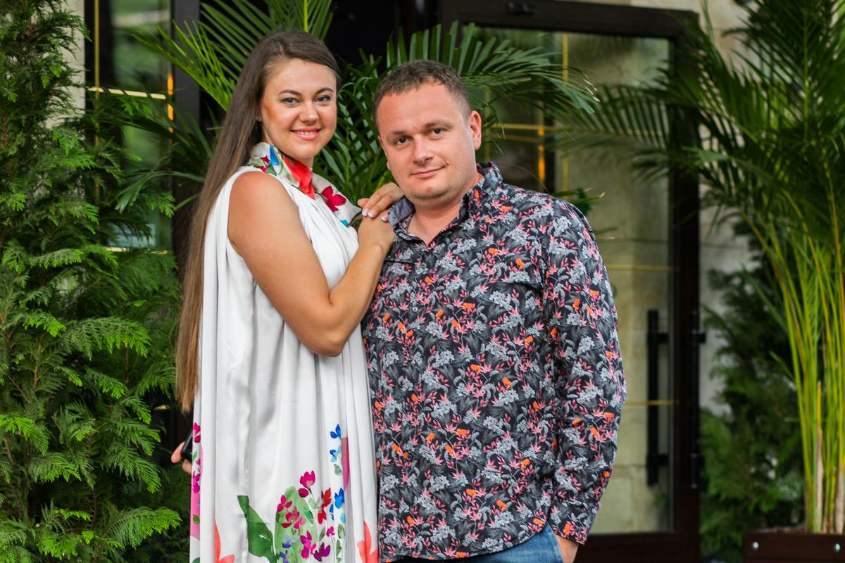 Валентин Самойлов, власник мережі ресторанів «Дольче Віта Трускавець», Трускавець