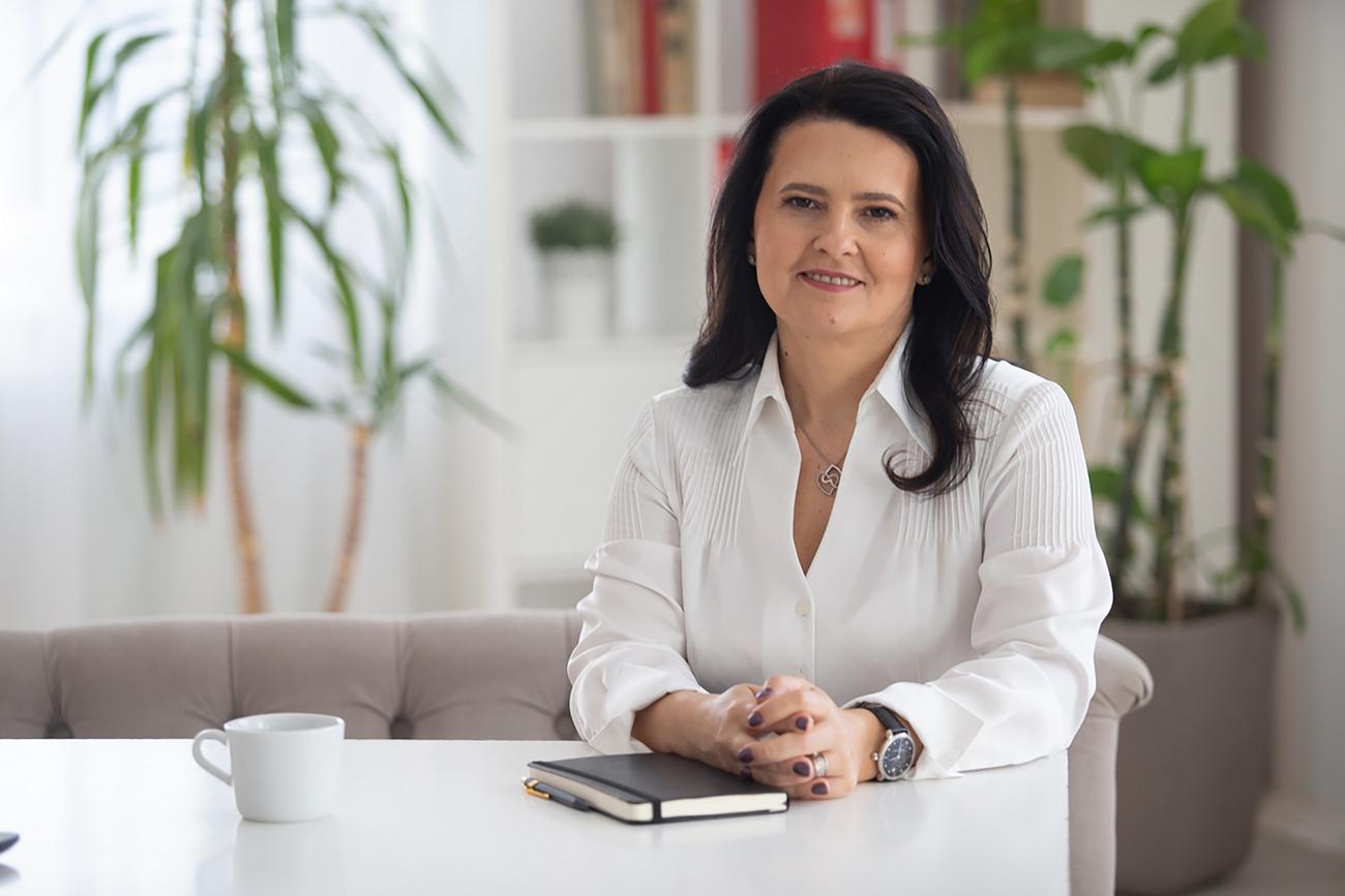 Ірина Петелицька, власниця компанії-виробника натуральних солодощів Chocoboom, Луцьк, Львів