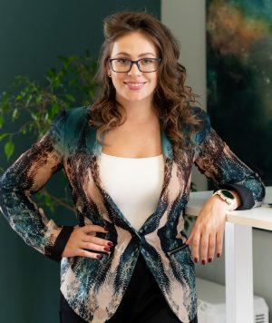 Дарья Лещенко, соосновательница SupportYourApp