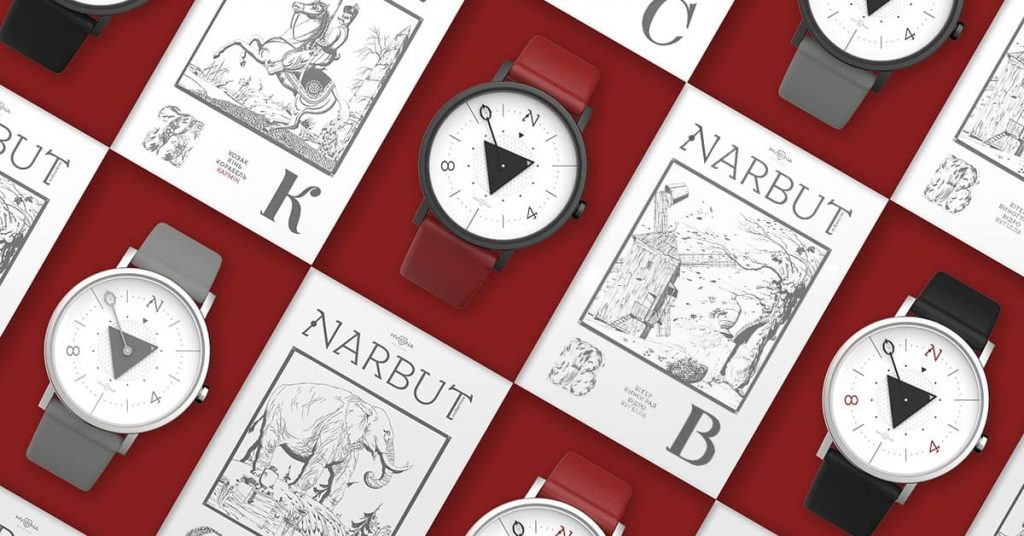 На украинский рынок вышла белорусская часовая мануфактура HVILINA. Компания выпускает лимитированные коллекции наручных часов ручной сборки. Для Украины мануфактура подготовила специальный проект – HVILINA Narbut. В его основу легло творчество известного украинского художника-графика Георгия Нарбута.