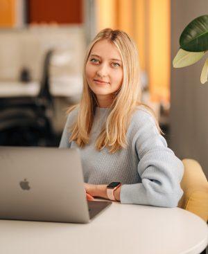 Екатерина Николаева, iOS-разработчица в Uklon