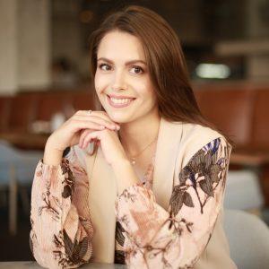 Лидия Терпель, основательница Skyworker