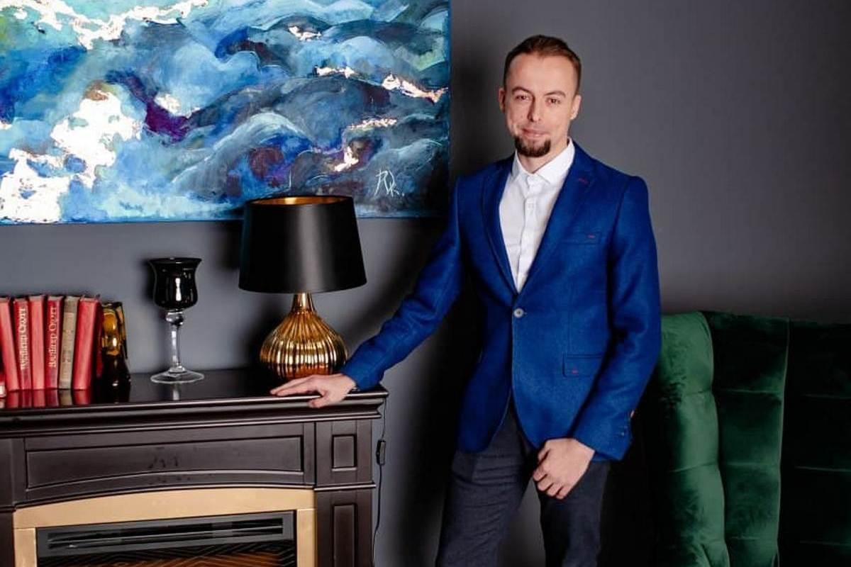 Олександр Романяк, засновник IT-компанії Aimtraction, Новояворівськ
