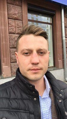 Олексій Ткаченко, аналітик систем, розробник «Особистого кабінету» та чат-боту SAT