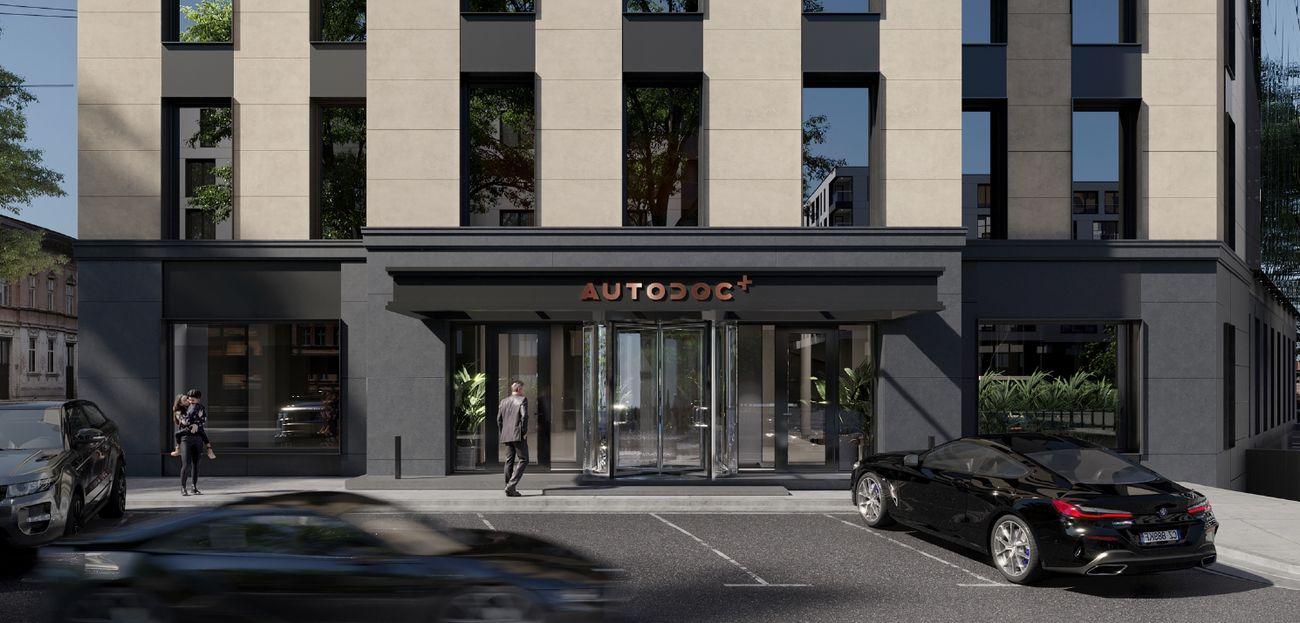 Офис AUTODOC в Одессе