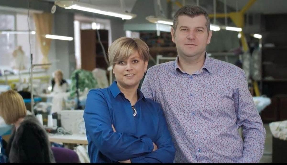 Юрій Самець, співзасновник компанії з пошиття сорочок Sambay, Львів