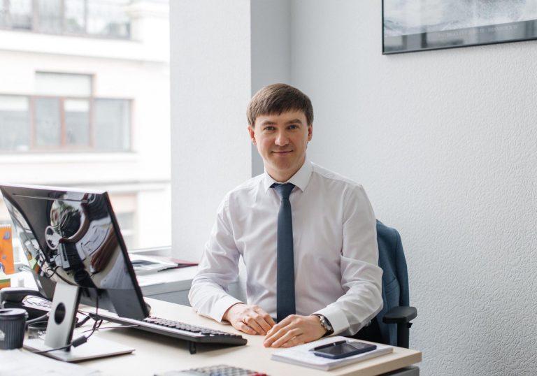 Виктор Харьковец, руководитель по микрокредитованию департамента малого бизнеса ПУМБ:
