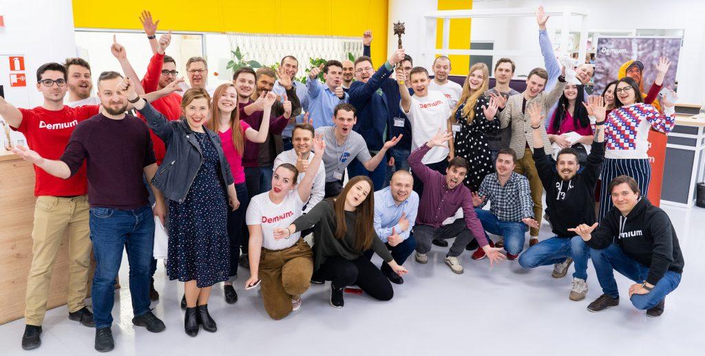 Знайти команду, запустити стартап за пів року й отримати €100 тис. Що дасть вам #AllStartup Week