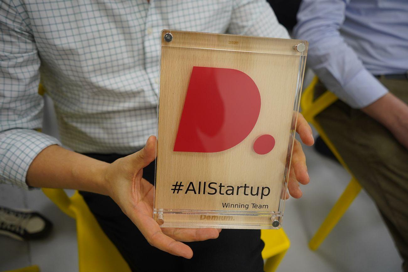 #AllStartup Week