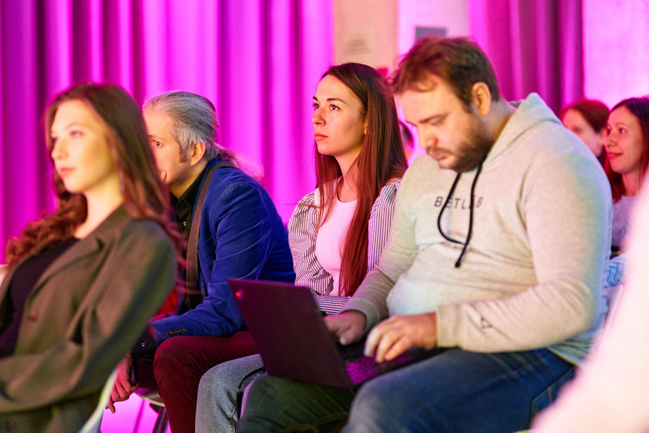 Конференция IT Ring от Parimatch Tech