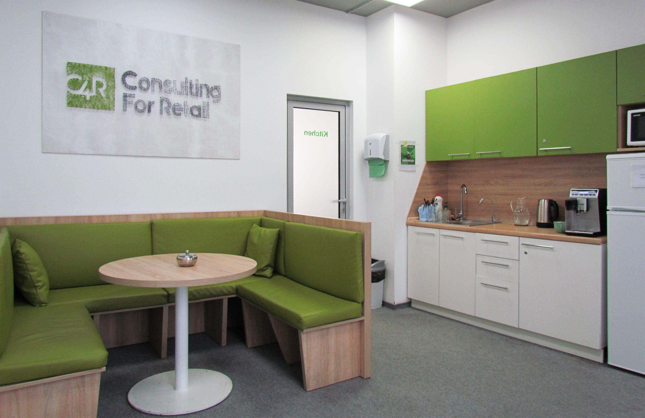 Офіс компанії Consulting for Retail