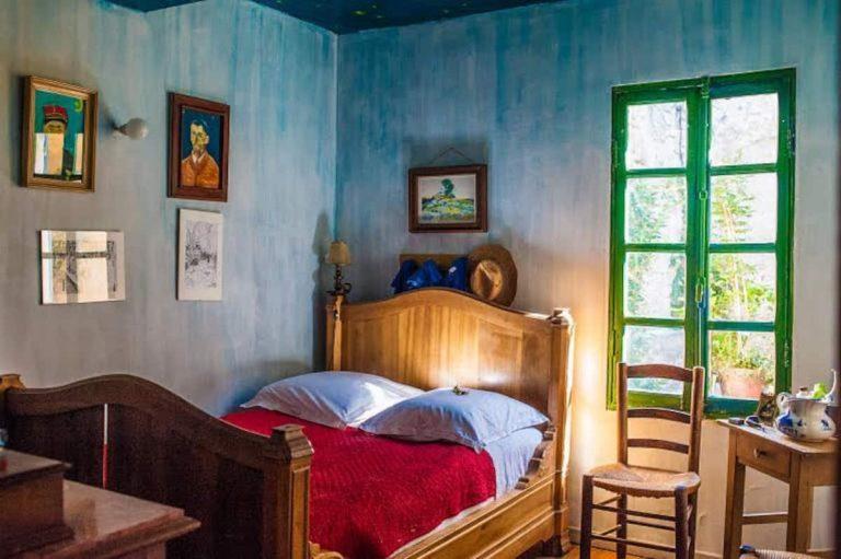 Спальня Ван Гога. Источник: Airbnb