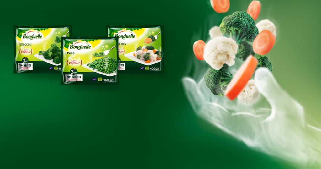 Улюблені горошок і кукурузка від Bonduelle стають ще корисніше. Бренд готуватиме їх інакше