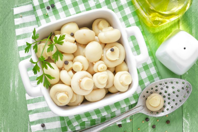 Маринованные грибы от Евгения Клопотенко