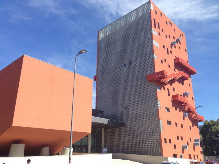 (здание университета в Милане - SPD)