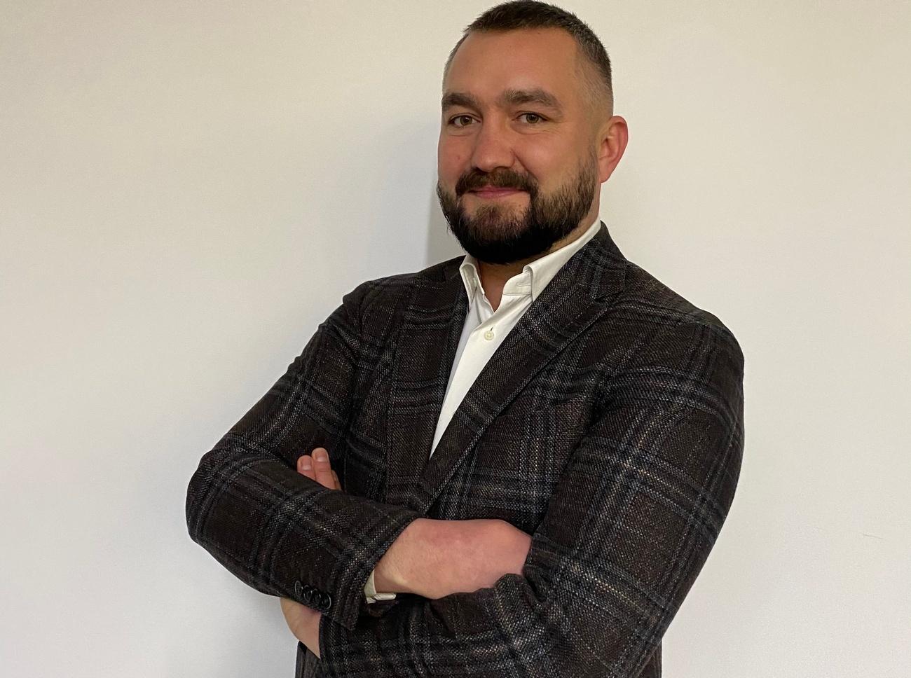 Александр Маслов, генеральный директор Управляющей компании Activitis