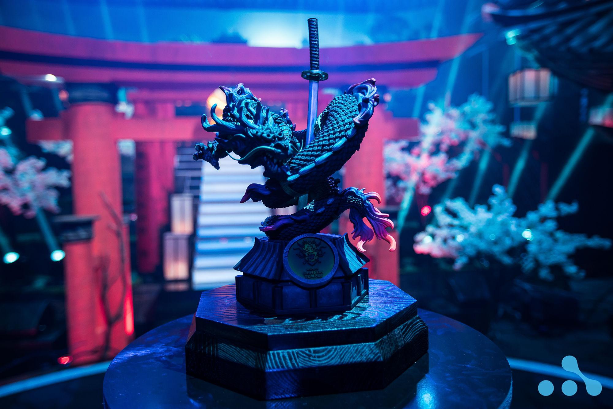 Турнир WePlay Dragon Temple