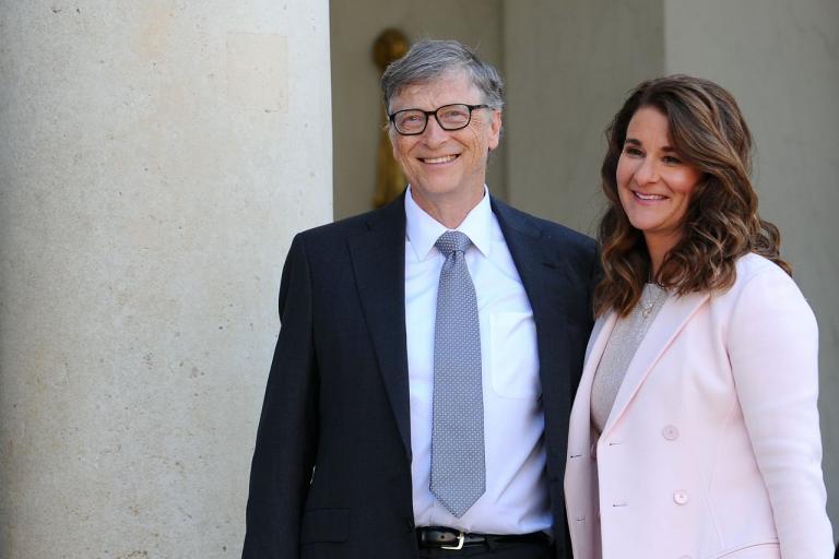Билл и Мелинда Гейтс Источник: Time