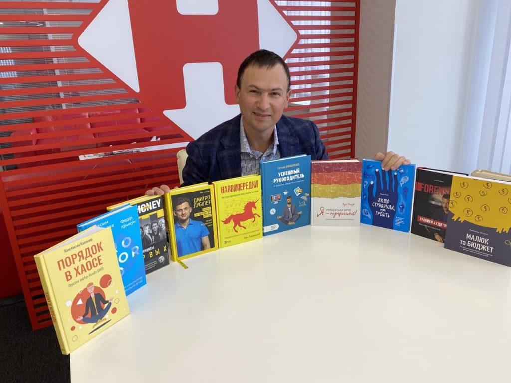 Володимир Поперешнюк, співзасновник і співвласник «Нової Пошти»
