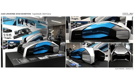 Audi Universe 2018 Exhibition