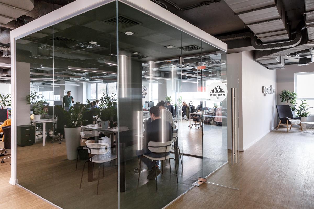 Офіс компанії Cpamatica