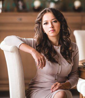 Полина Горбоконь, основательница компании Lamanche