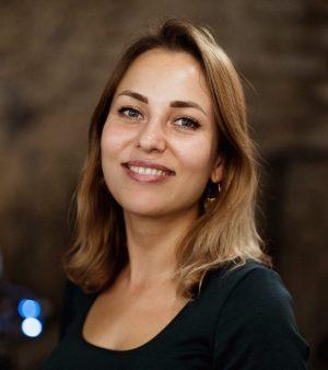 Анна Корж, основательница компании Brainlab