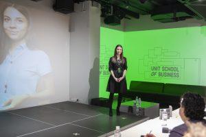 Александра Шемчук создательница сервиса SoMo bot