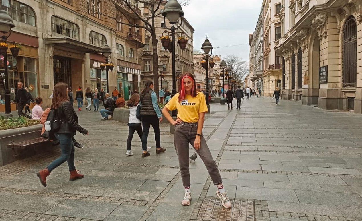 Наталія Соловйова, редактор блогів, автор в MC.today