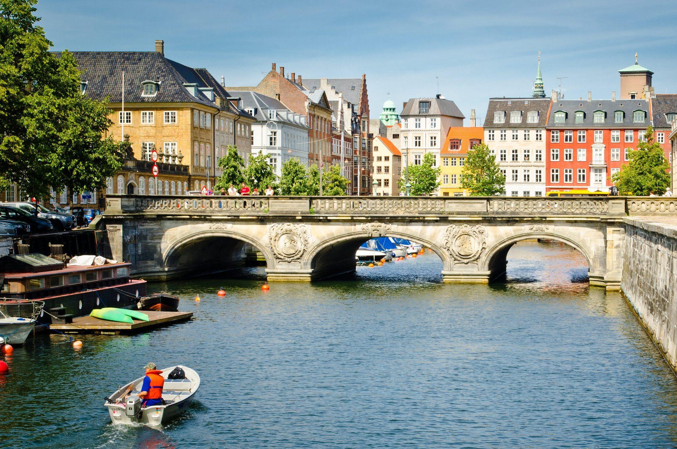 Копенгаген, Данія