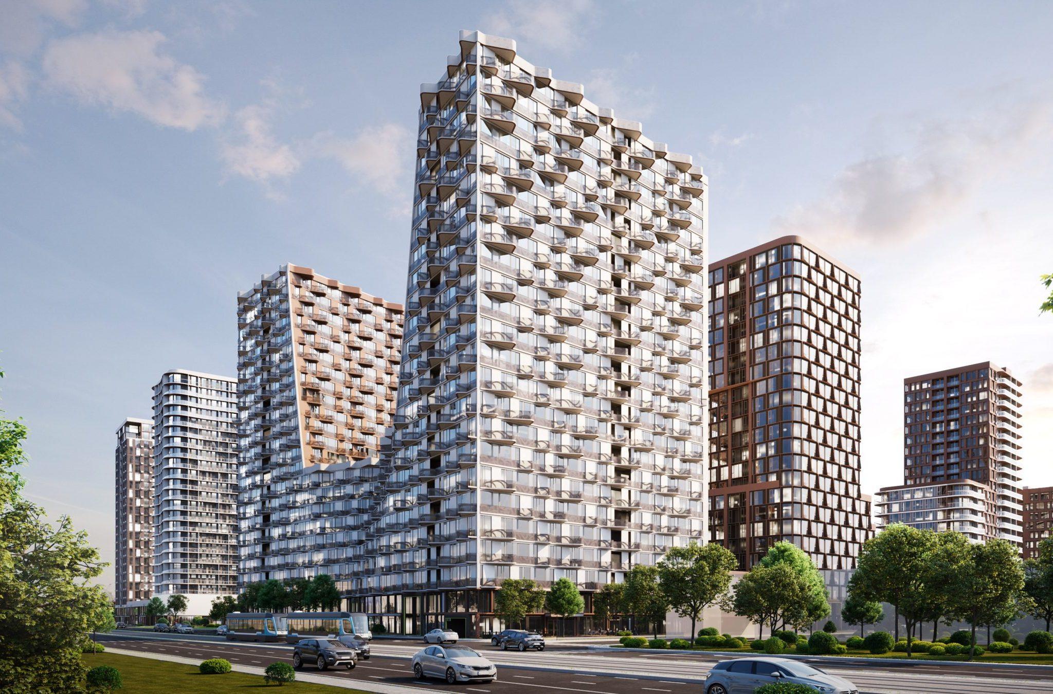 Як виглядатимуть будинки житлового комплексу Creator City
