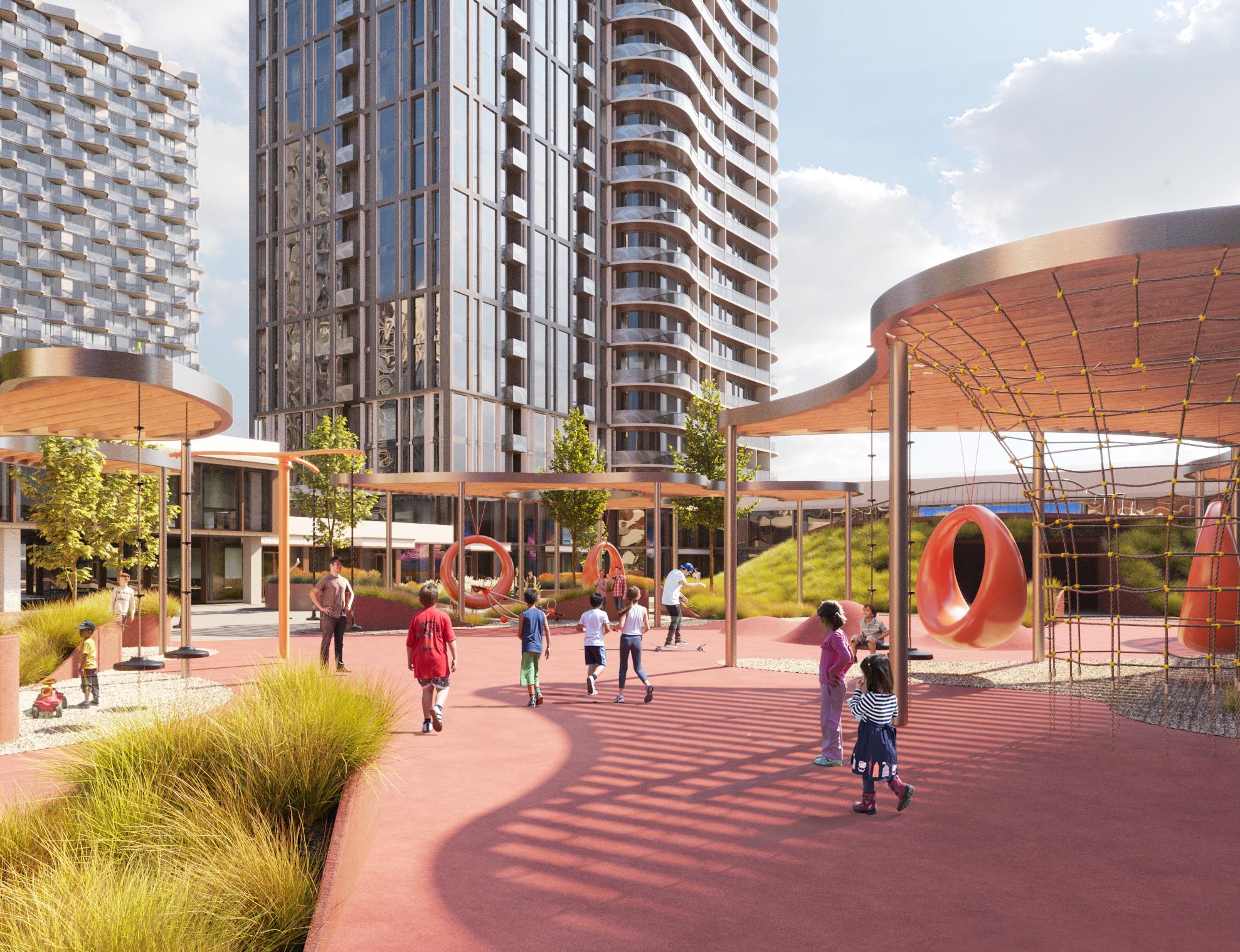 Як виглядатиме житловий комплекс Creator City