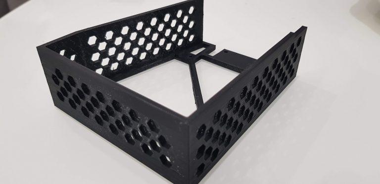 Корпус для електроніки 3D-принтера