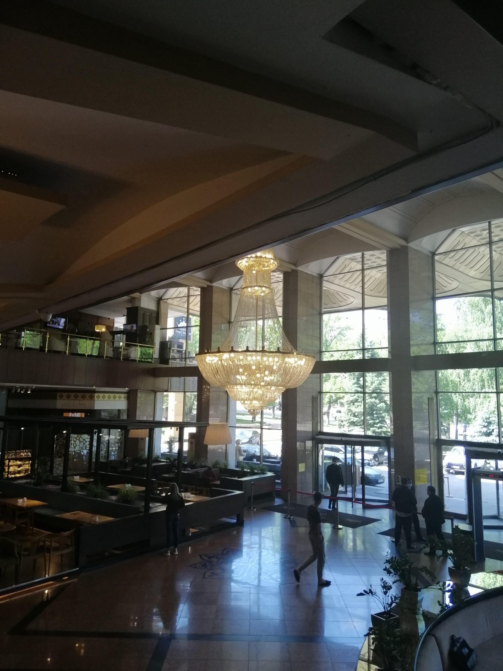Отель «Казахстан»
