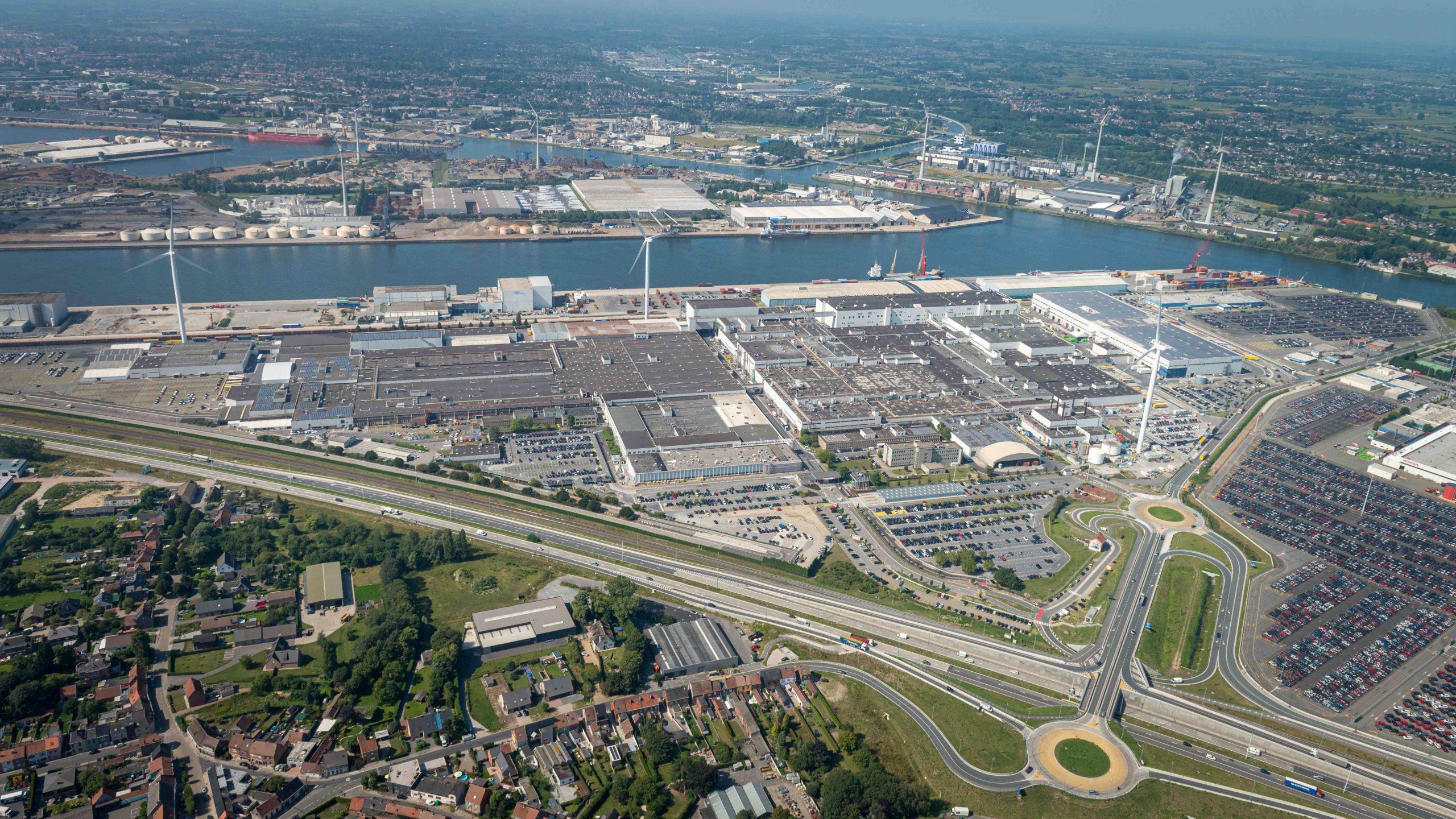 ЗаводиVolvoпрацюють на відновлюваній енергії