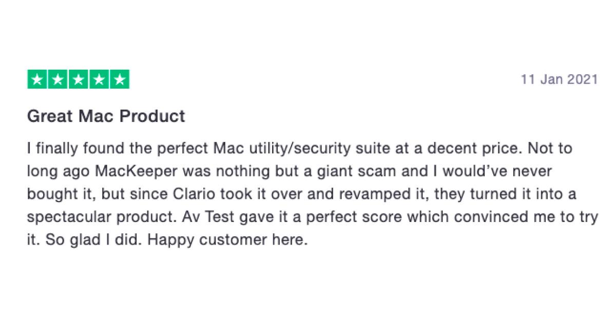 Критики визнають, що MacKeeper дуже змінився за останні три роки