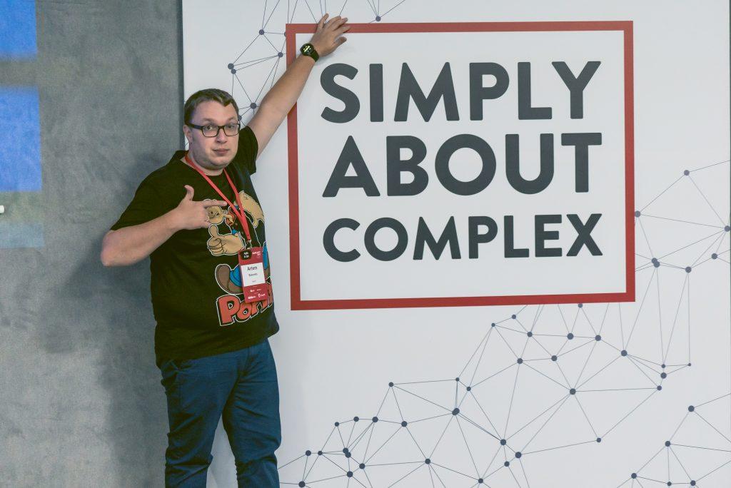 Артем Быковец – основатель и СЕО Simplesense