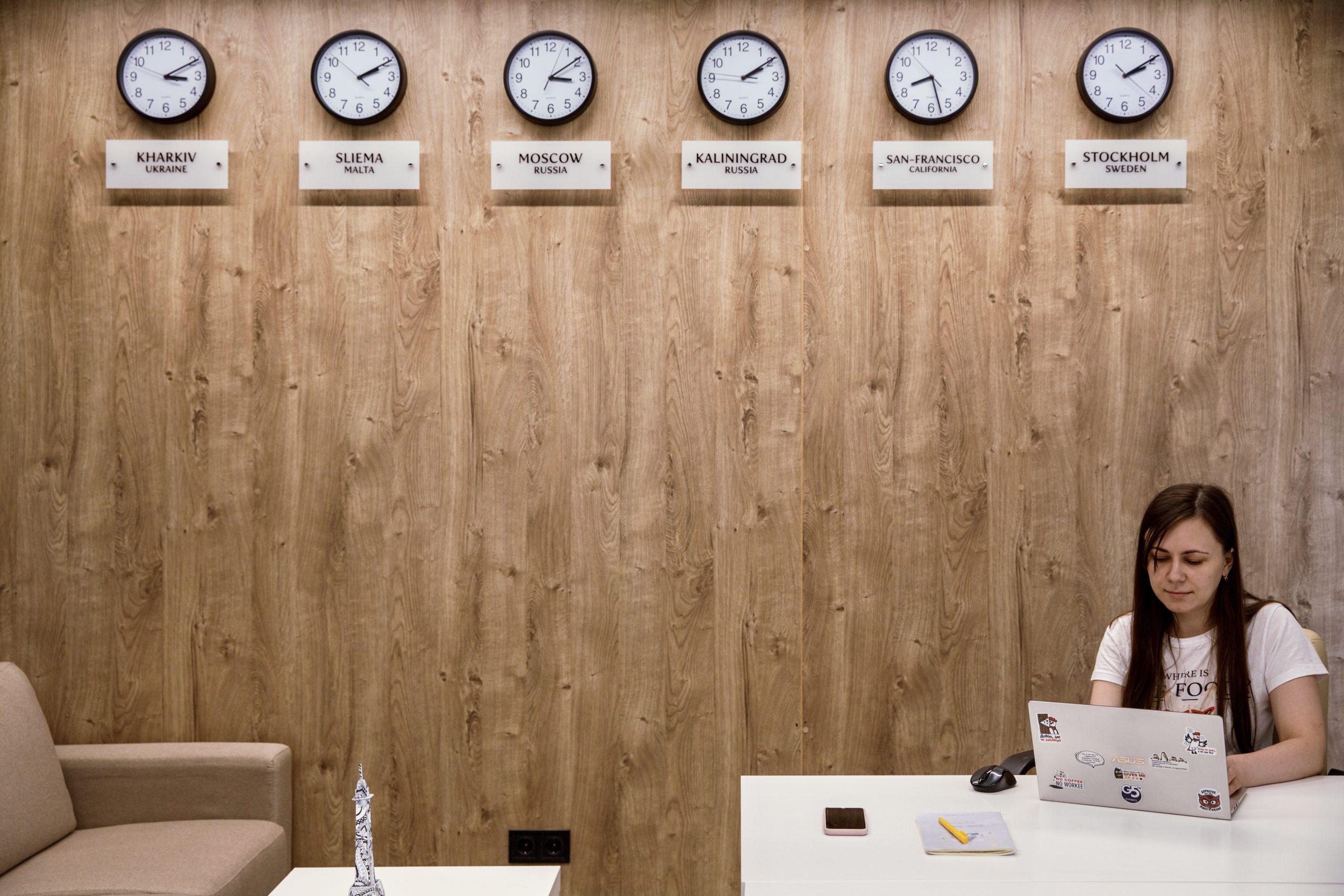 Офіс компанії G5