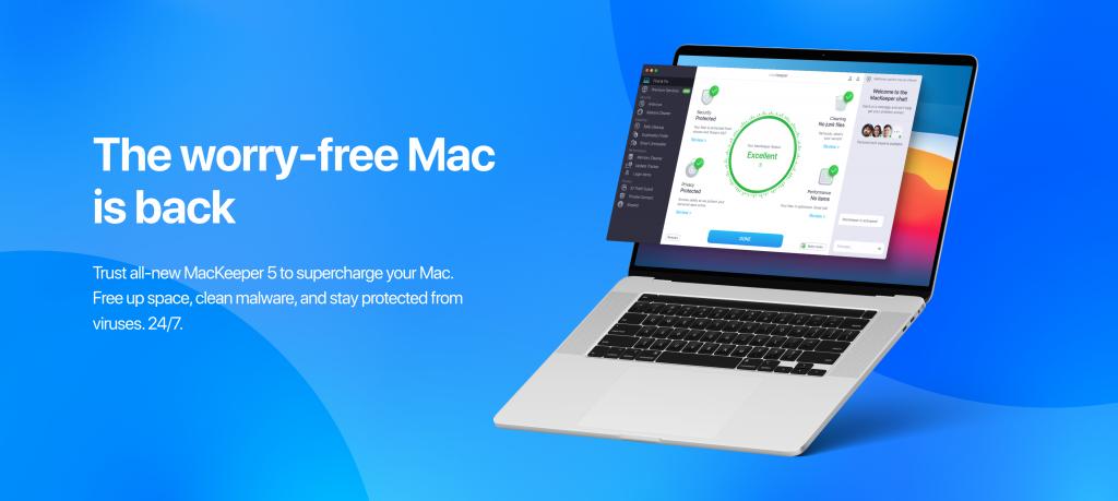 Презентація нового MacKeeper 5