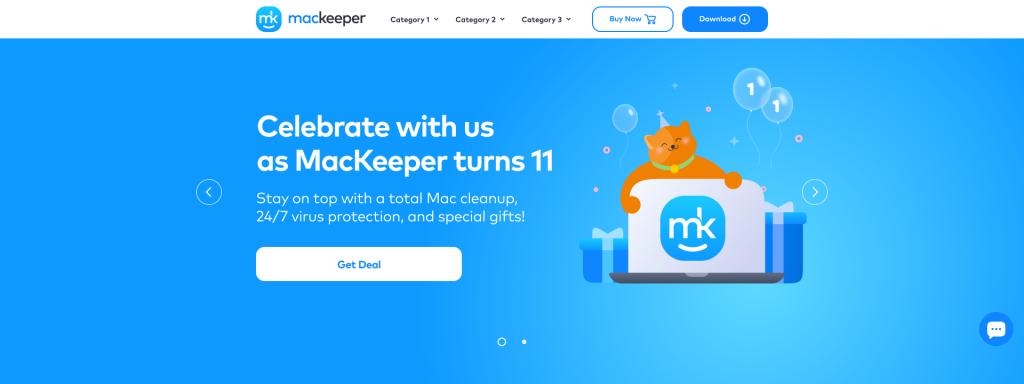 MacKeeper святкує 11 років