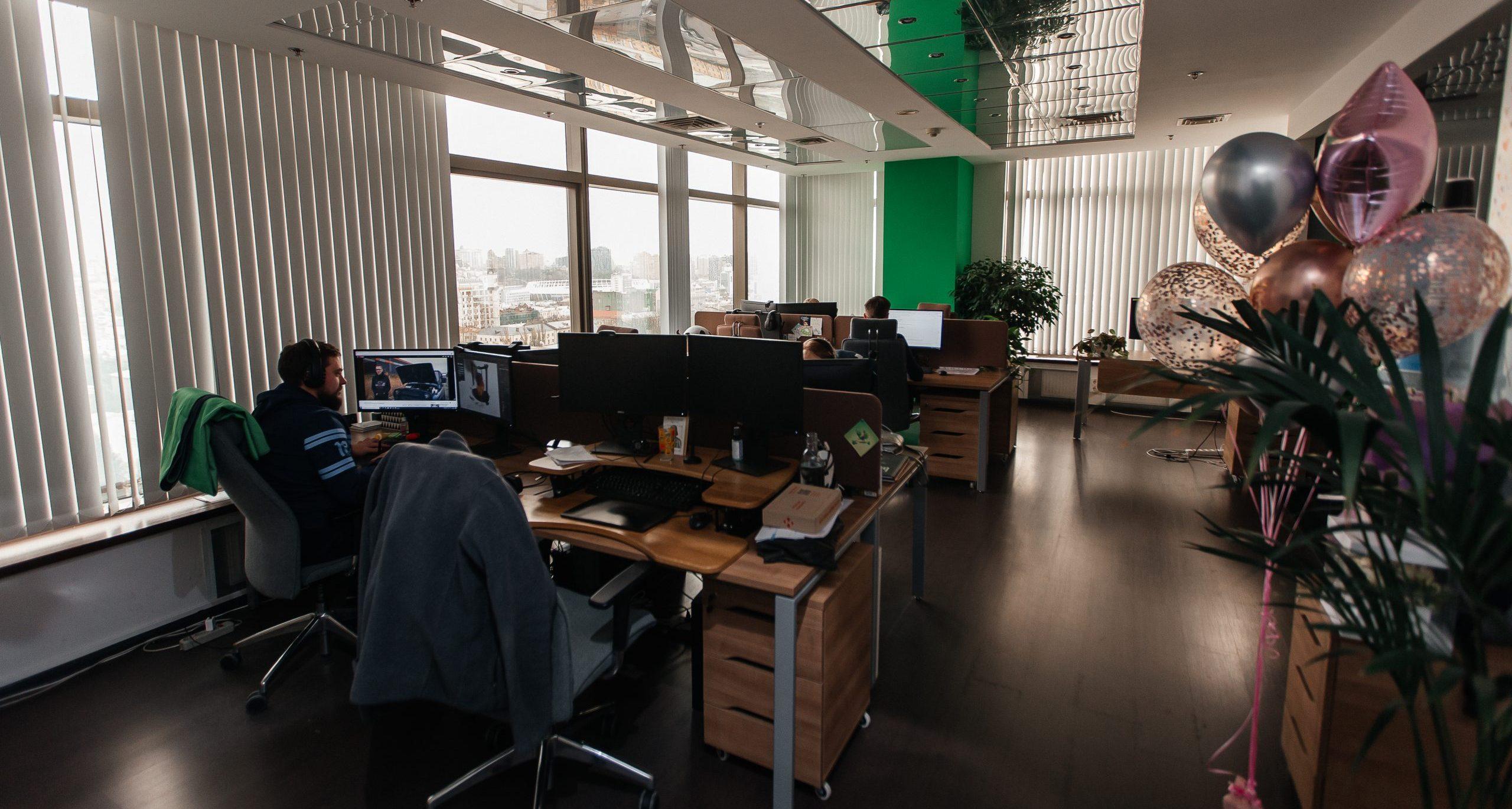 Офіс Playrix у Києві